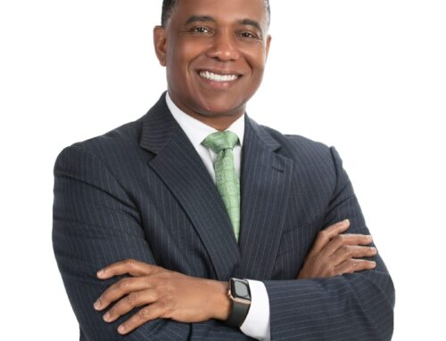 Illya Thomas joins the Simpactful team, Transitioning Organizations through Significant Change